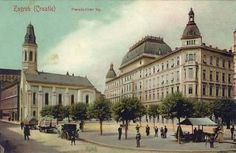 [Zagreb] - Old photos | Stare fotografije - Page 31 - SkyscraperCity