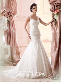 David Tutera for Mon Cheri Bridal - 215261