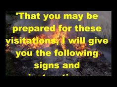 Padre Pio, The 3 Days of Darkness - YouTube