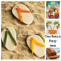 Teen Beach 2 Party Ideas