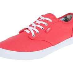 Vans Atwood Low  coral SIZE  10 478be62c317