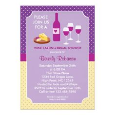 ==>>Big Save on          Wine Tasting Bridal Shower Invitation           Wine Tasting Bridal Shower Invitation Yes I can say you are on right site we just collected best shopping store that haveShopping          Wine Tasting Bridal Shower Invitation please follow the link to see fully revie...Cleck Hot Deals >>> http://www.zazzle.com/wine_tasting_bridal_shower_invitation-161851537278272217?rf=238627982471231924&zbar=1&tc=terrest