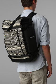 Ethnotek Thread Backpack. Confounded by @AugsburgCollege alumnus Josh Linde of Mn.