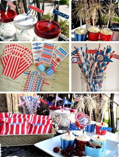 $8.99 4th of July Party Pack - Festive & Fun! at VeryJane.com