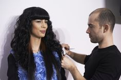 NEW Kadus Professional hairstyles & looks have been presented in Romania! #kadushappymoments #event #hairstylist #AW14
