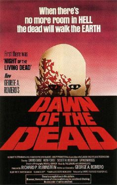 Dawn of the Dead 1978- Filmed in Monroeville Mall Monroeville, PA
