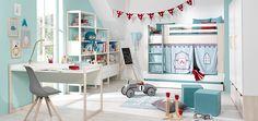 Kinderzimmer Minimundo von Wellemöbel