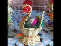 Closing the rod inward weaving. Newspaper Basket, Newspaper Crafts, Paper Quilling, Diy Flowers, Plant Hanger, Wicker, Weaving, Christmas Tree, Diy Crafts