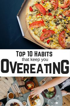 I've discovered for myself, and observed in my clients, that many daily habits cause overeating. It's only when we identify and change these habits that we can cure ourselves!
