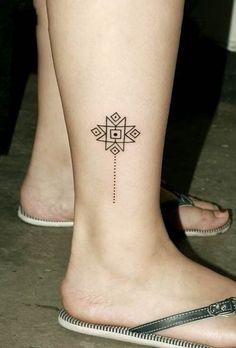 Best Beginner Henna for Leg