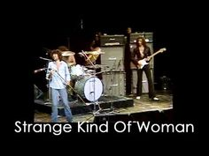 Deep Purple - Strange Kind Of Woman -  I was 20' away from Ritchie Blackmore during this show!!