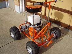 Clean barstool racer!
