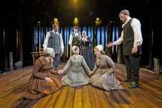 The Crucible Comes to Life at Bay Street Theatre, with a Portion ...