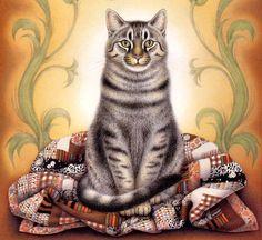 chats et autres animaux de Yana Movchan