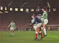 McNeill heads clear at Hampden 1971 SCF Celtic Fc, Soccer, Sports, Pictures, Hs Sports, Photos, Futbol, Sport, Photo Illustration
