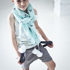 nosweet, sweet, kids, fashion, clothes, boy, mint, bee, shorts, spring, summer
