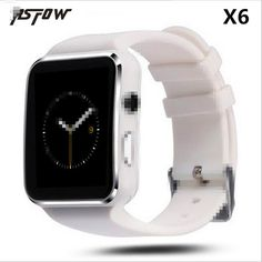 Buy  RsFow Bluetooth Smart Watch X6 Sport Passometer Smartwatch with Camera Support SIM TF Card Whatsapp Facebook for Android Phone