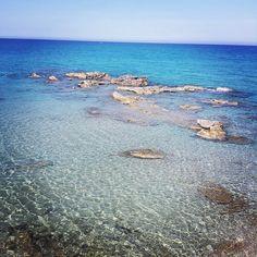 La Puglia è la regione più bella del mondo. Questa è la Baia dei Turchi, Otranto, Lecce, versante adriatico.