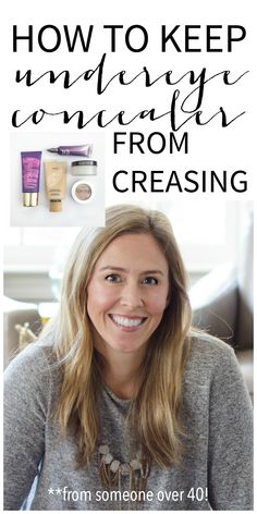 to keep undereye concealer from creasing. Tips and products that have been tested by someone over topconcealersHow to keep undereye concealer from creasing. Tips and products that have been tested by someone over topconcealers Under Eye Creases, Bumps Under Eyes, Under Eye Makeup, Makeup Over 40, Wayne Goss, Concealer For Dark Circles, Under Eye Concealer, Maybelline, Beste Concealer