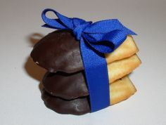 Dipped Madeleine | Repin this during the month of May 2014 for the chance to win five boxes of Madeleines!