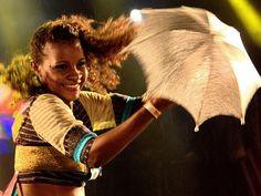 Dançarina de frevo no carnaval do Recife  Frevo/Carnival/Recife/Brazil