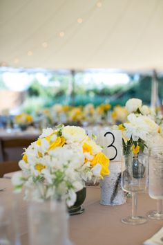 birch table numbers