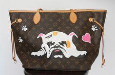 bolsa customizada juliana ali cachorro 1 - Juliana e a Moda | Dicas de moda e…