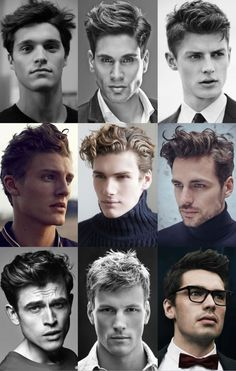 Key Men's Hairstyle Trends From London Collections: Men SS16
