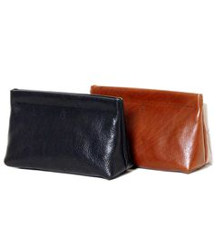 Simple Leather Clutch | Women's Bags & Accessories | Artisan-Collage | Scoutmob Shoppe | Product Detail