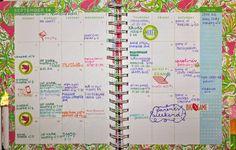 Agenda Organization Tips