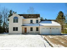 1 Harvest Dr, E Windsor, CT 06016 — Well-maintained Colonial w spacious rooms & beautiful updates! Bright FR w Brazilian Cherry flrs & cath clgs, kitch w SS appliances & granite, updated baths, LR w propane FP & exp beams. Master w 2 w-i closets, vtd clg & chandelier. 1-yr Home Warranty!