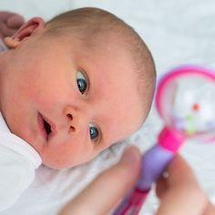 2 idées simples pour jouer avec un nourrisson
