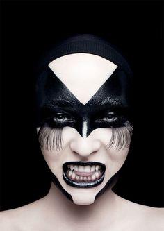 Rankin Photography #makeup