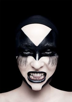 Rankin Photography #makeup