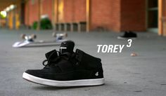 Torey Pudwill lançemnto The Torey 3 pela DVS. - Clube do skate