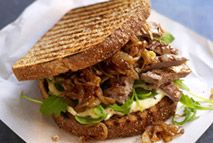 Toasted Steak Sandwich – Recipes – Slimming World