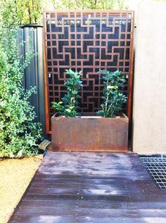 Tokyo decorative screen