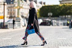 Paris Fashion Week's best street style