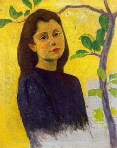 Maillol, Aristide - Girl - 1891