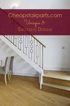 Cheap Stair Parts is your #1 source for Staircase Remodeling Parts. Let us transform your stairs at an affordable price!