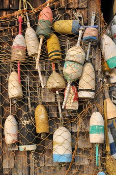 buoys...I wish I had this many!