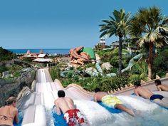 FamilyGarden Compostela Beach and Siam Park, Spain, Canary Islands, Tenerife, Playa De Las Americas