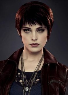 Alice Cullen (born Mary Alice Brandon in 1901) is a clairvoyant vampire and member of the Olympic coven. She is the soulmate of Jasper Hale, the adopted daughter of Carlisle and Esme Cullen, the adoptive sister of Emmett and Edward Cullen, and of Rosalie Hale. Alice is also the adoptive sister-in-law of Bella Swan and the adoptive aunt of Renesmee Cullen.