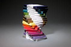 Editorial multicolor