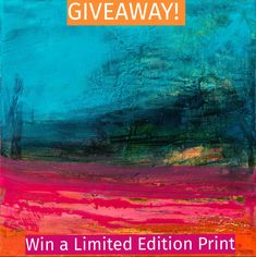 GIVEAWAY! Get yourself over to my @coramurphyart Insta / FB for your chance to win a Limited Edition (or two!!) Irish Art, Contemporary Landscape, Limited Edition Prints, Landscape Paintings, Giveaway, Art Prints, Artist, Art Impressions, Artists