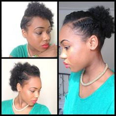 Transitioning From Relaxed to Natural | ... For Transitioning From Relaxed To Natural Hair | Best Hairstyle Ideas