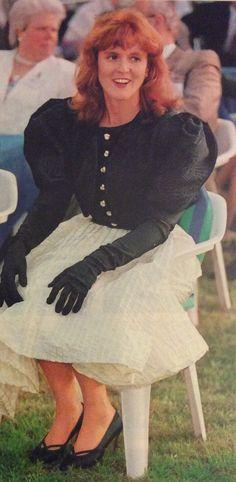 Sarah Ferguson anni 80