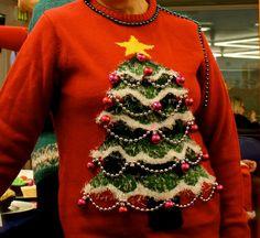 vintage christmas jumpers