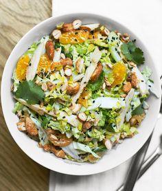 The Smile's Turkey & Cabbage Salad