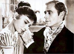 Audrey Hepburn, Mel Ferrer, Actrice